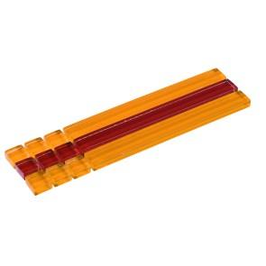Listello stick mosaic oranje 04,8x19,5