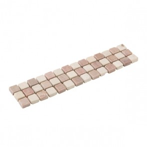 Listello mozaiek rose 5,0x23,5