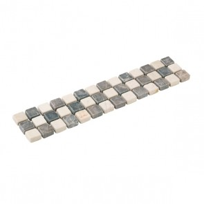 Listello mosaic bruno 05,0x23,5 cm