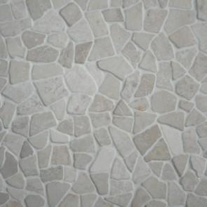 Mozaiek beachstone creme 29,4x29,4