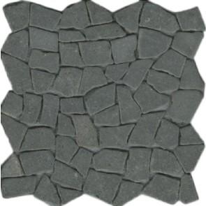 Mozaiek beachstone lava zwart 29,4x29,4