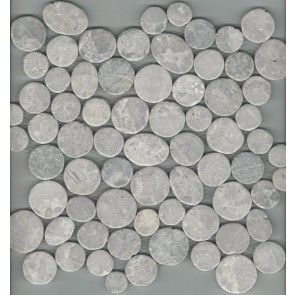 Mozaiek coinstone licht-grijs 29,4x29,4