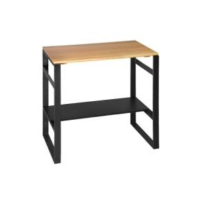 Badmeubel black oak 80 frame en werkblad
