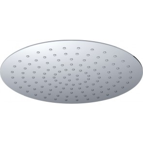 UFO Luxe hoofddouche rond 500mm Ultra plat chroom