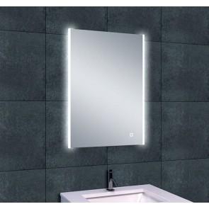 Duo-Led dimbare condensvrije spiegel 500x700