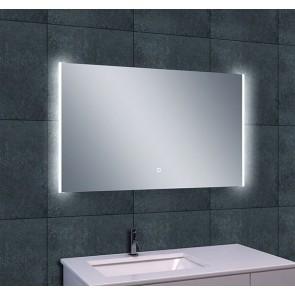 Duo-Led condensvrije spiegel 1000x600