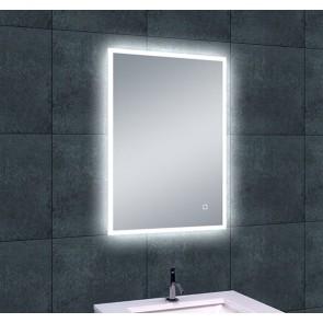 Quatro-Led dimbare condensvrije spiegel 700x500