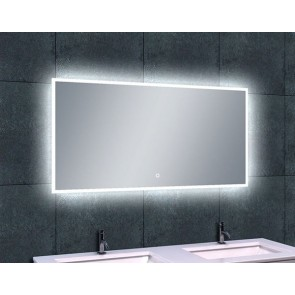 Quatro-Led dimbare condensvrije spiegel 1200x600