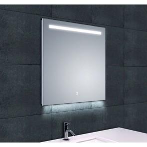 Ambi One dimbare Led condensvrije spiegel 600x600
