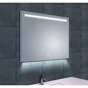 Ambi One dimbare Led condensvrije spiegel 800x600