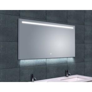 Ambi One dimbare Led condensvrije spiegel 1200x600