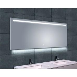 Ambi One dimbare Led condensvrije spiegel 1600x600