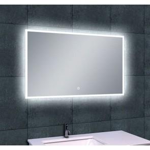 Quatro-Led dimbare condensvrije spiegel 1000x600
