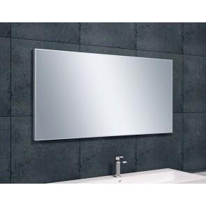 Spiegel aluminium lijst 1200x600x21