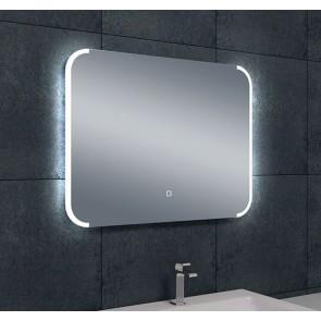 Bracket dimbare LED condensvrije spiegel 800x600