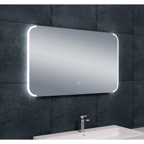 Bracket dimbare LED condensvrije spiegel 1000x600