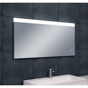 Single dimbare LED condensvrije spiegel 1200x600