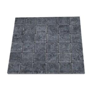 Mosaic stone chip 48x48 30x30cm