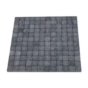 Mocaic stone chip grey 30x30x1 23x23mm