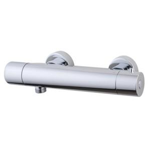 Eco Cool-Touch thermostatische douchemengkraan chroom