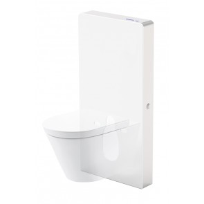Sensor voorzetreservoir+ombouw wit