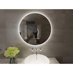 Giro ronde spiegel + Led 1200mm