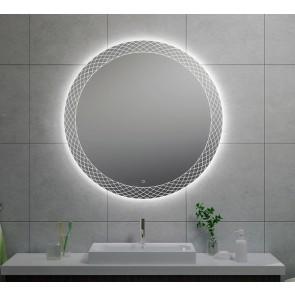 Deco condensvrije led-spiegel 100 cm