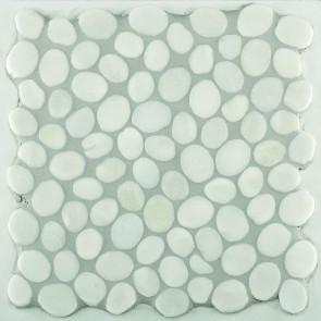 Baerwolf mosaiko mozaieken vel 305x305 pmg09001 white bar