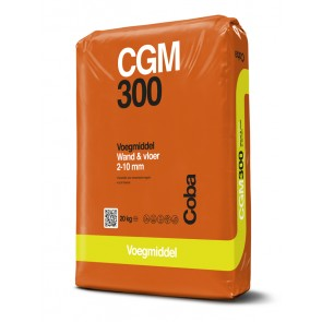 Coba voegproducten hulpmaterialen x 20 kg cgm300 voegzilv.gr cob