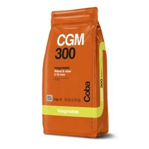 Coba voegproducten voegmaterialen x 5 kg cgm300 voegzilv.gr cob