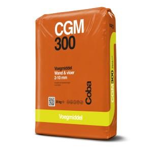 Coba voegproducten voegmaterialen x 20 kg cgm300 voegwit cob