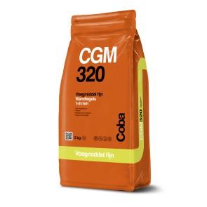 Coba voegproducten voegmaterialen x 5 kg cgm320 voegzilv.gr cob