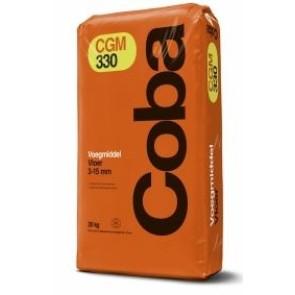 Coba voegproducten voegmaterialen x 20 kg cgm330 voeg cementgr cob