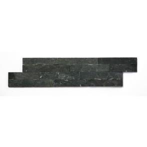 Grandeur bricksto mozaieken moz 100x400 brick.sch.nero gra