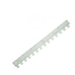 Het gereedschap kaufmann hulpmaterialen x st losse inzetkam 4mm kau