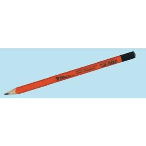 Het gereedschap hg hulpmaterialen x st potlood rood 24cm hg