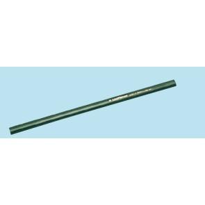 Het gereedschap hg hulpmaterialen x st potlood groen 30cm hg