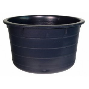 Het gereedschap hg hulpmaterialen x st lijmkuip 85ltr zwart hg