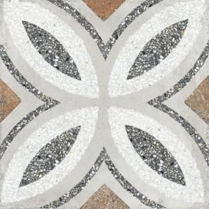 Tegels terrazzo casale firenze grigio 25x25