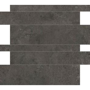 Tegels tegelstroken nexus antracite 5-10-15x60 rett