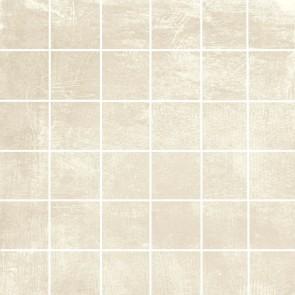 Tegels mozaiek loft white 5x5