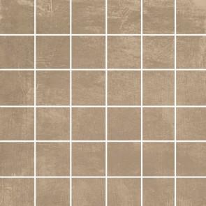Tegels mozaiek loft taupe 5x5