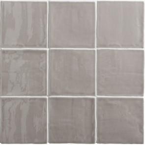 Tegels oud hollandse witjes grijs 13x13