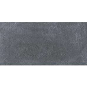 Tegels beton antraciet 25x50