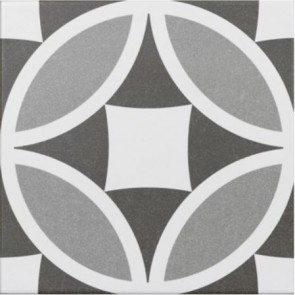 Tegels olympia grey 20x20