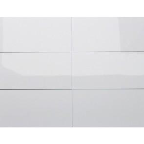 Tegels kerabo wit glans gerectificeerd 30x60