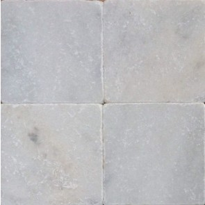 Tegels wit marmer anticato 20x20x1