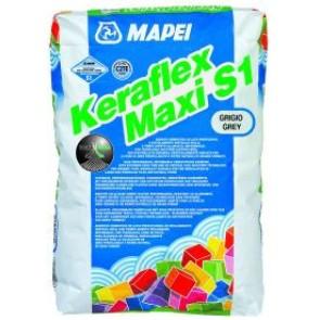 Mapei keraflex lijmen x 25 kg kerafl.max s1zero map