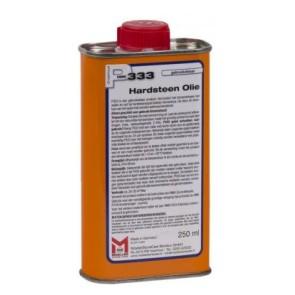 Moller onderh. schoonmaakmiddelen x 250ml. p333 hardst.olie mol