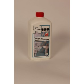 Moller reinig. schoonmaakmiddelen x 1ltr r159 badk.reinig. mol
